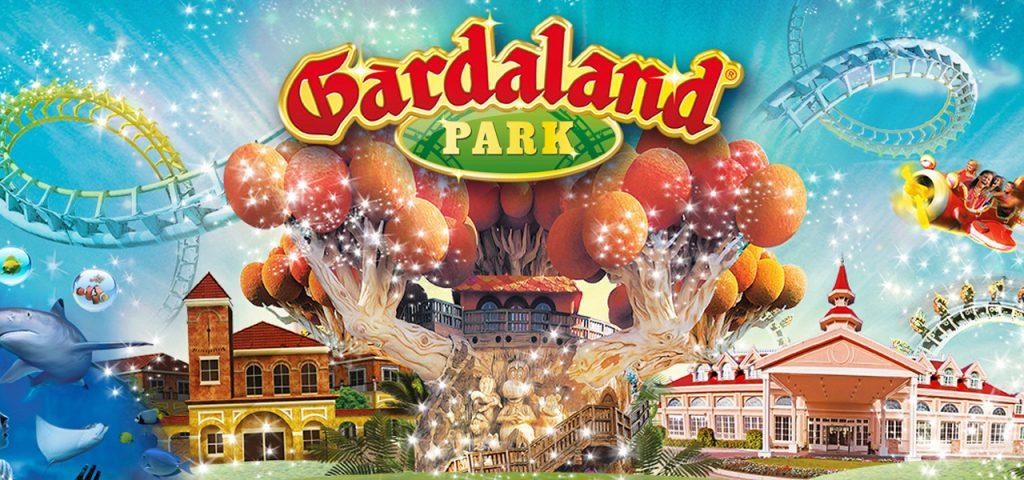gardaland park logo